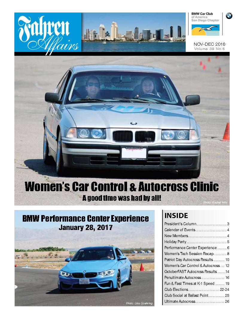 January/February Newsletter