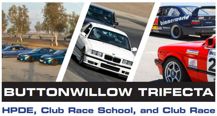 buttonwillow trifecta san diego bmw car club of america. Cars Review. Best American Auto & Cars Review