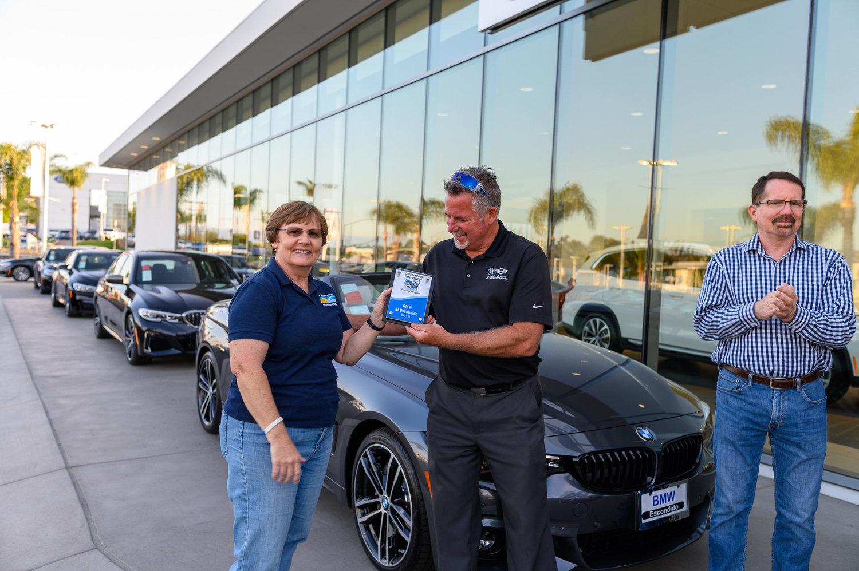 Bmw Cca Outstanding Dealership 2019 Bmw Of Escondido San Diego Bmw Car Club Of America