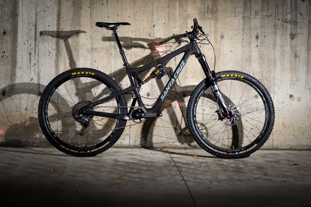 "Bronson CC X01 -27.5"" | 150mm                                       $100 / 24hrs Sizes: MD | LG | XL"