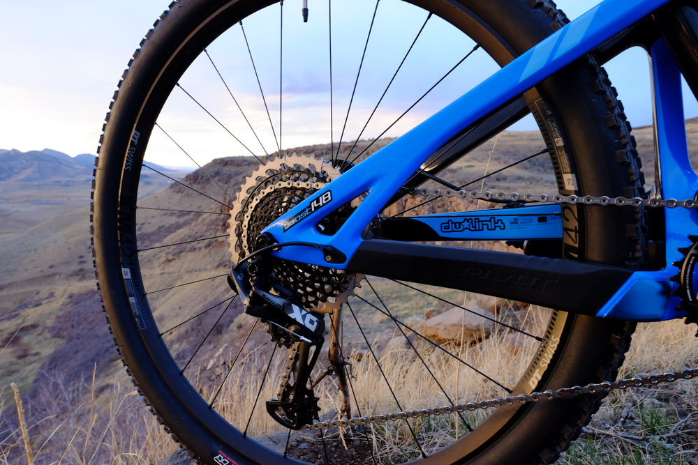 Pivot 429 Trail Eagle Drivetrain - Colorado