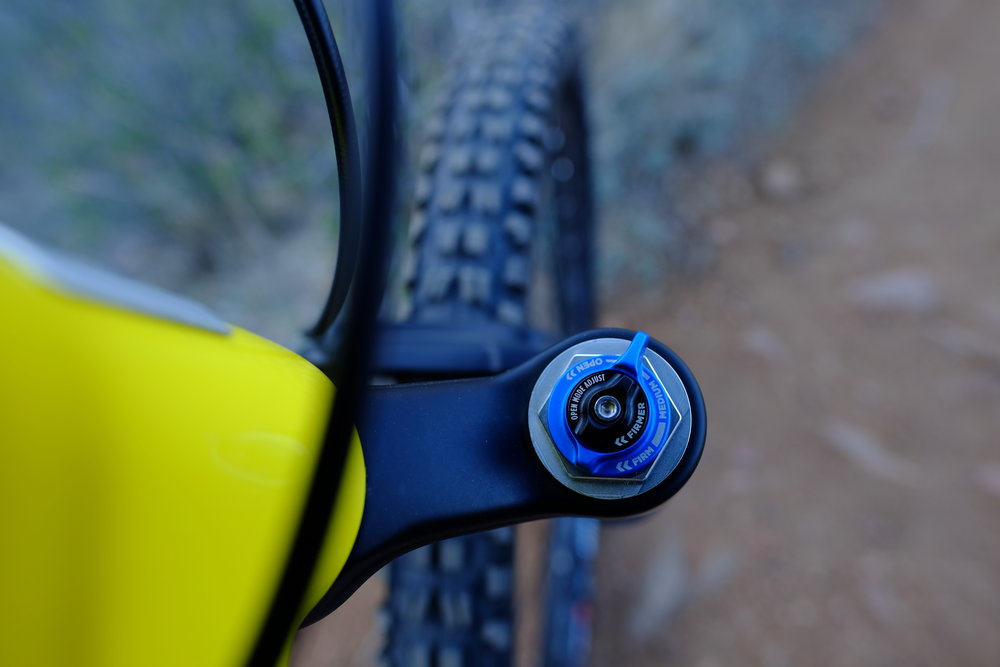 Santa Cruz Tallboy 3 - Chimney Gulch - Golden Colorado  |  Fork