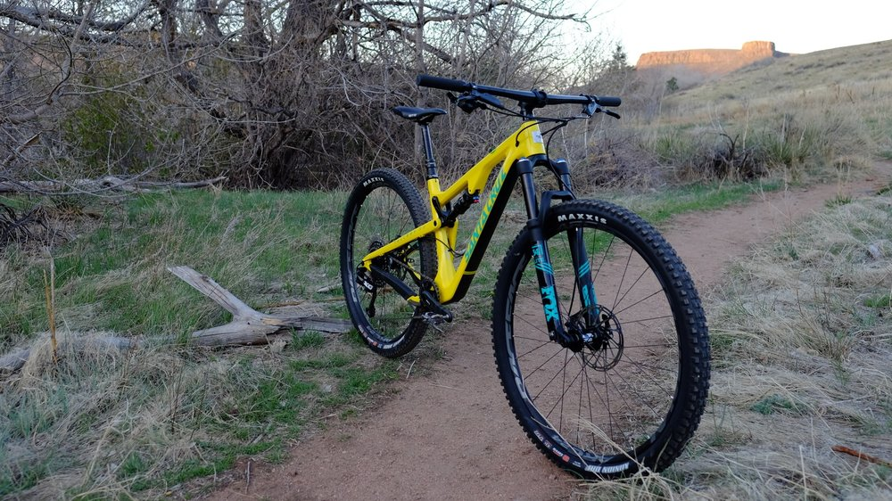 """Featured: Tallboy CC XO1 Eagle - 12 speed   
