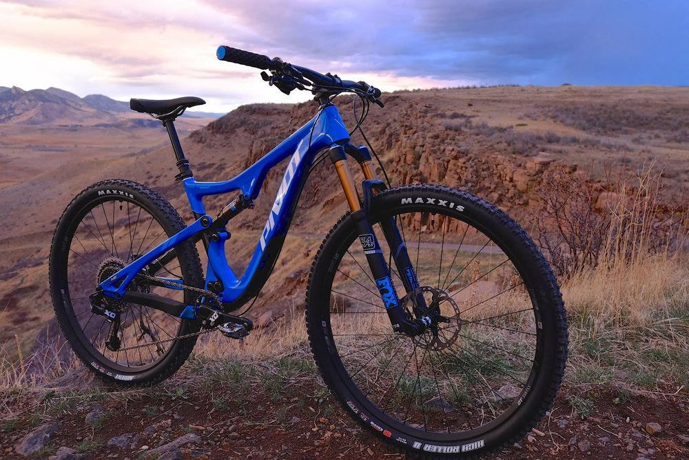 """Mach 429 Trail Carbon                                          $100 / 24hrs 29"""" 