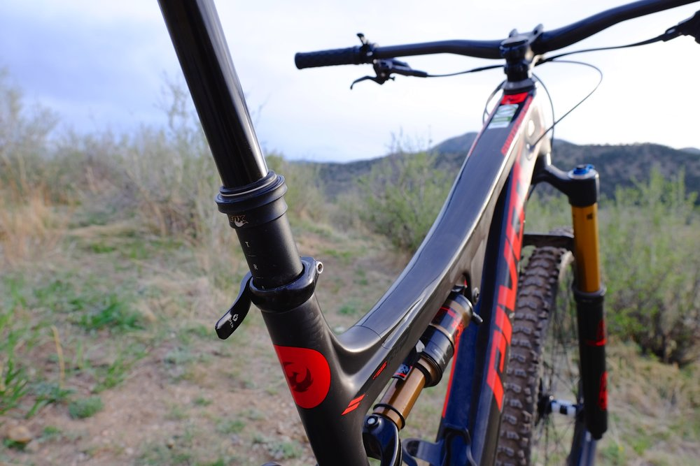 Pivot Switchblade | Seatpost