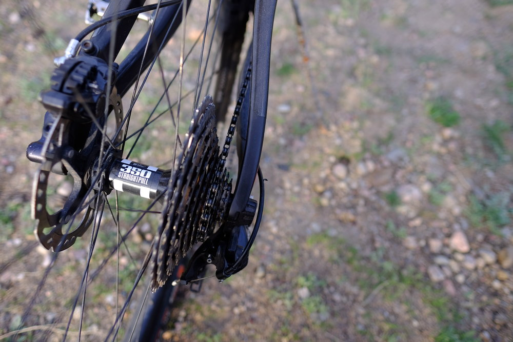 Pivot Switchblade - Hubs