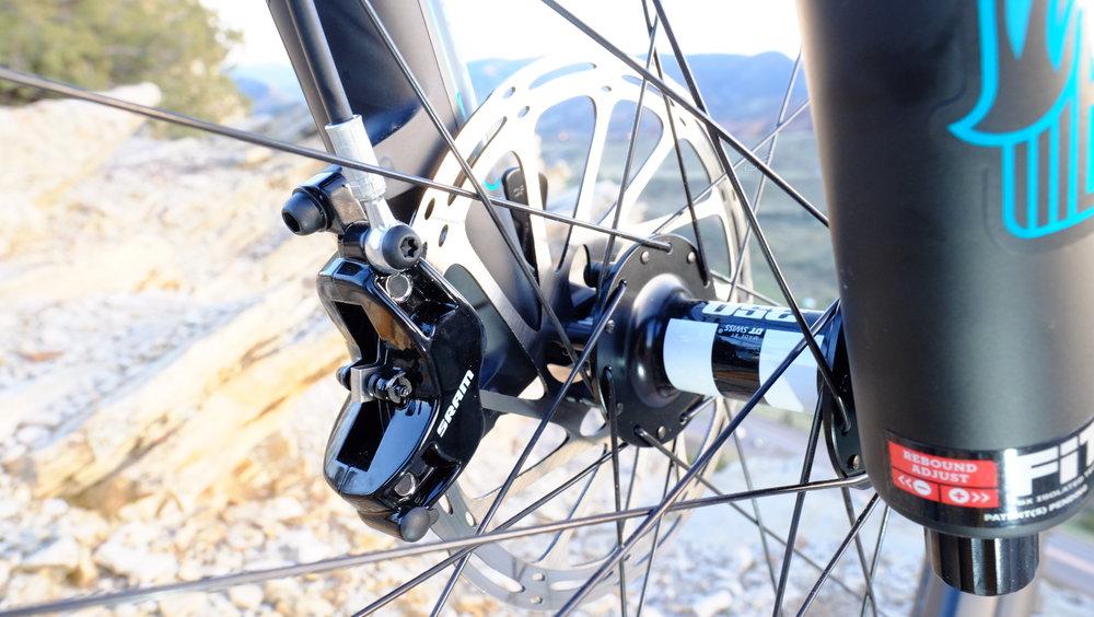Yeti Cycles SB5.5  -  Brake Caliper
