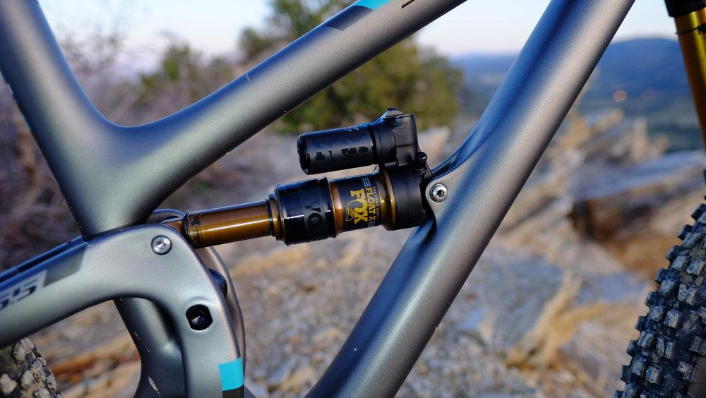Yeti Cycles SB5.5 - Rear Shock