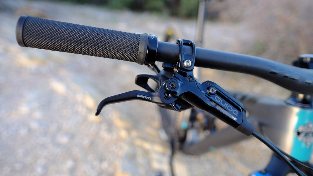 Yeti Cycles SB5.5 - Grips