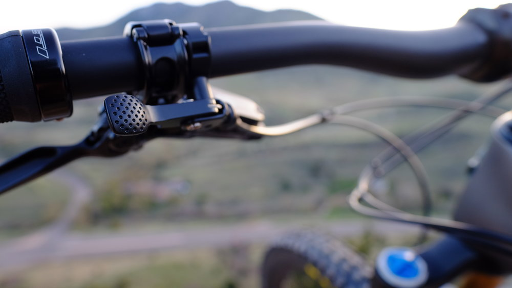 Yeti Cycles SB5.5  -  Fox 1x lever