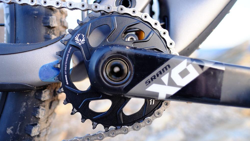 Yeti Cycles SB5.5 - Crank