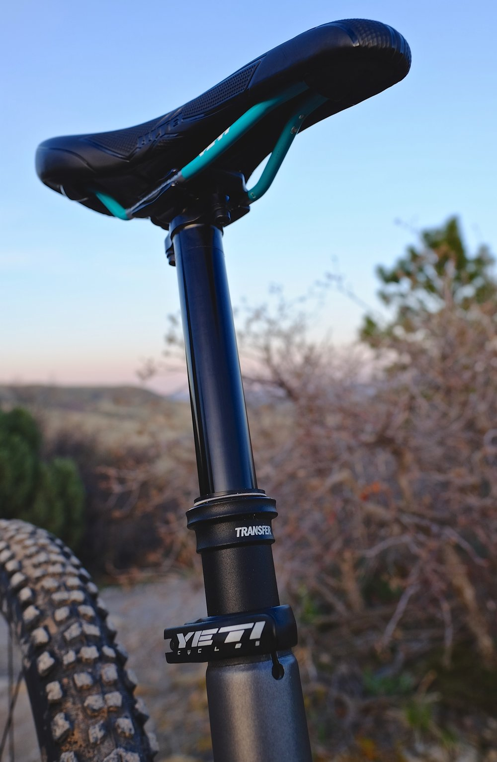 Yeti Cycles SB5.5 - Dropper