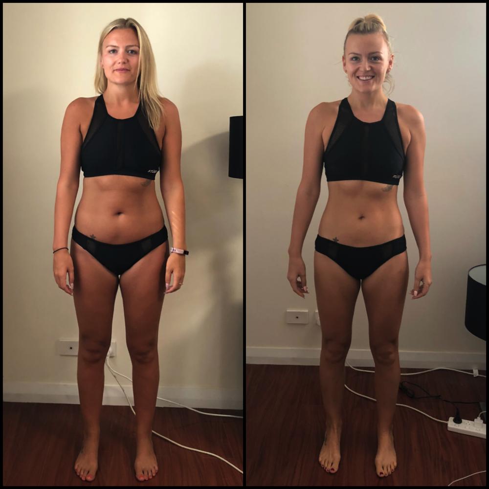 Alanna 5 Month Progress Front.png