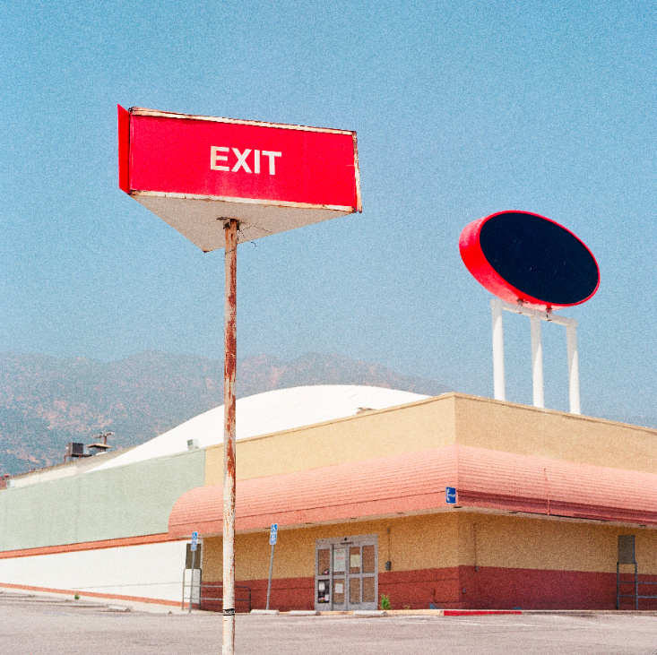 """EXIT/VOID"" BY DAN LOPEZ"