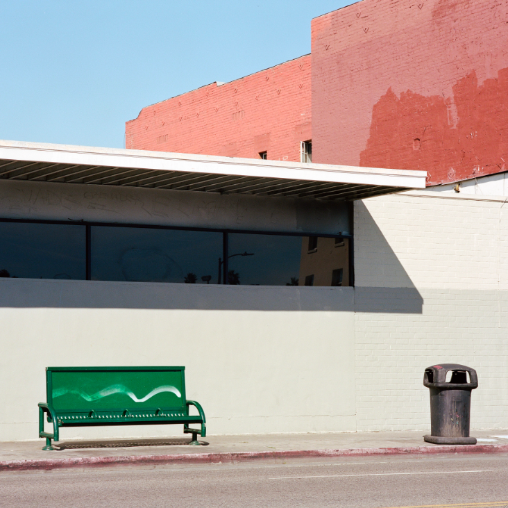 """EAST HOLLYWOOD, LOS ANGELES"" BY SINZIANA VELICESCU"