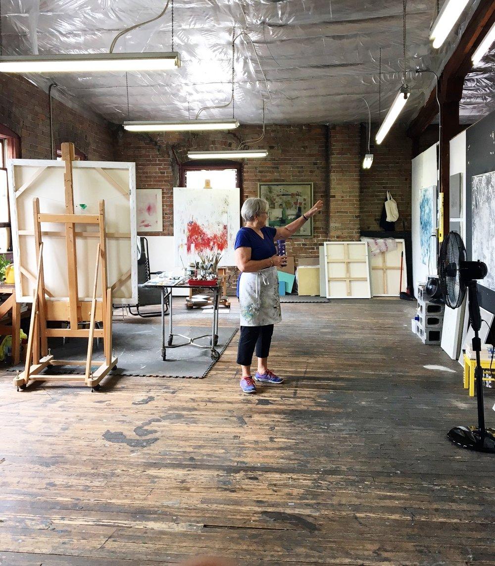 Gayle Paul's studio.jpg