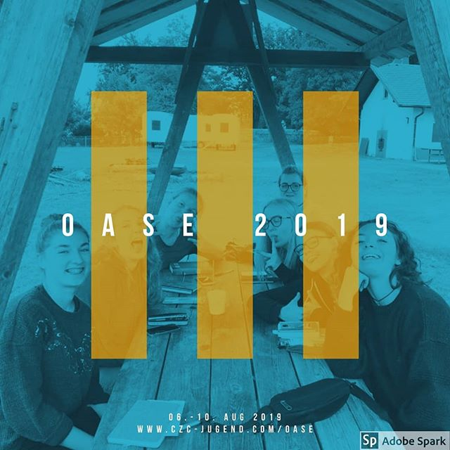 Get ready... #oase2019 #tiefer