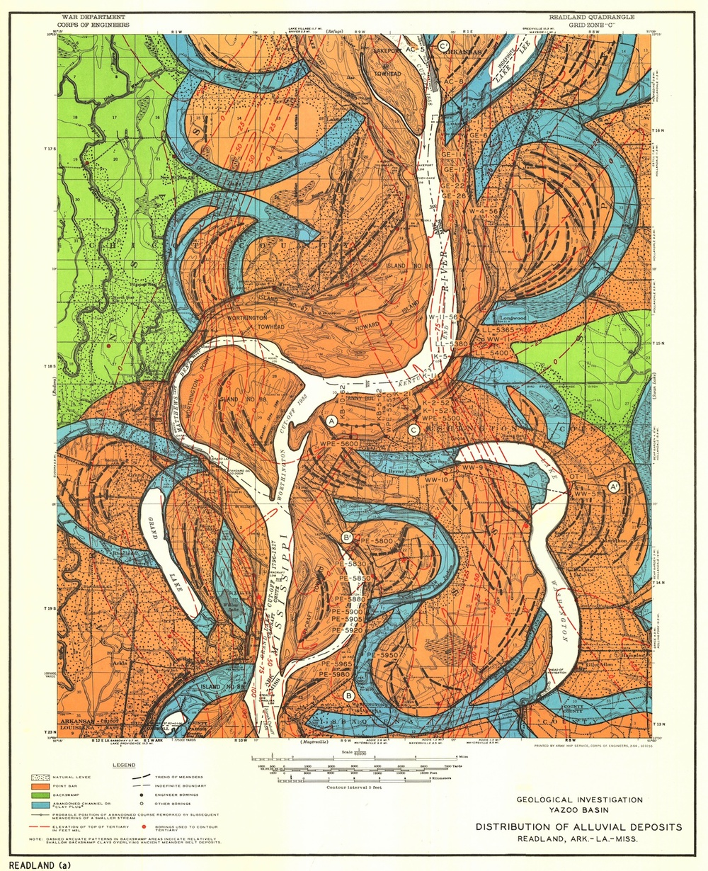 Best online geological maps — Agile