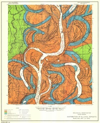 Fisk map of Mississippi River