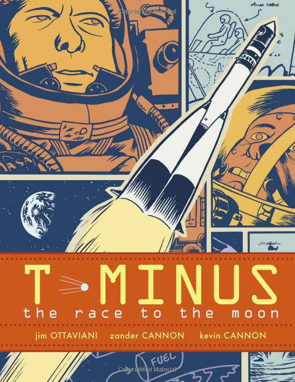 Image result for T-Minus: The Race to the Moon