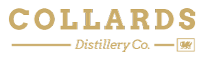 The new logo design for Collards Distillery.
