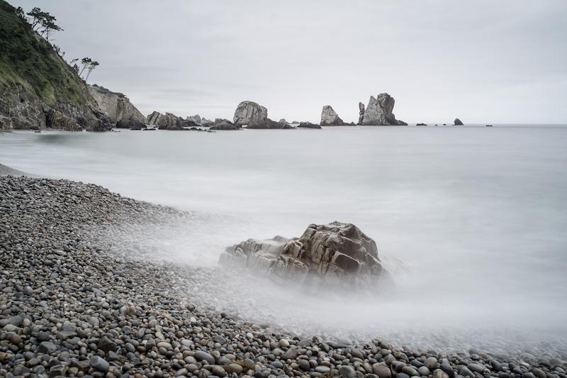 ©André Paxiuta, 2016 - Playa del Silencio, Asturias.