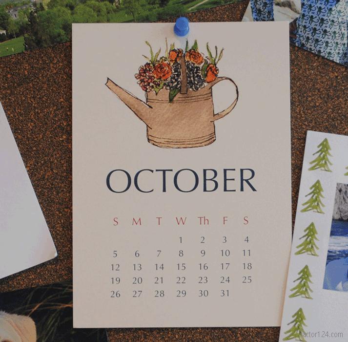 October-board