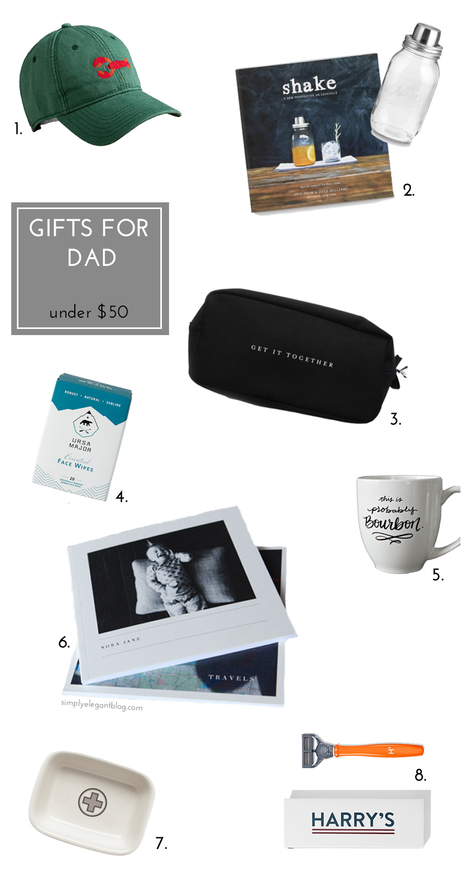 Father's Day, Father's Day Gifts, Dad, Gifs for Dad, Mens Gift, Curated Gifts, Blog Gift Suggestions, College Lifestyle Blog, Simply Elegant Blog