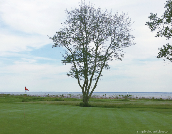 Maine Weekend, Coast of Maine, Golf, Golf on the Ocean