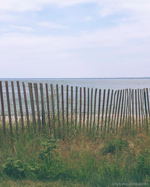 Maine, Coast of Maine, Ocean Picture, Summer Instagram, Simply Elegant Blog