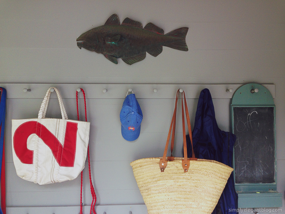 weekend in Maine, summer photographs, sea bags