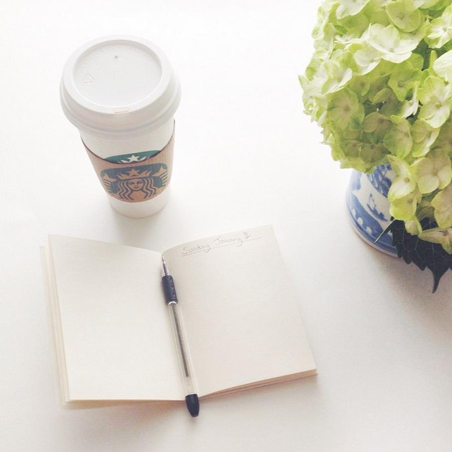 Starbucks_hydrangeas