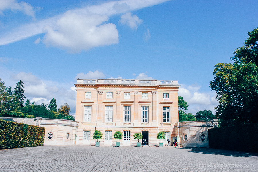 Simply Elegant / Paris Vacation Photographs - Versailles Petit Trianon
