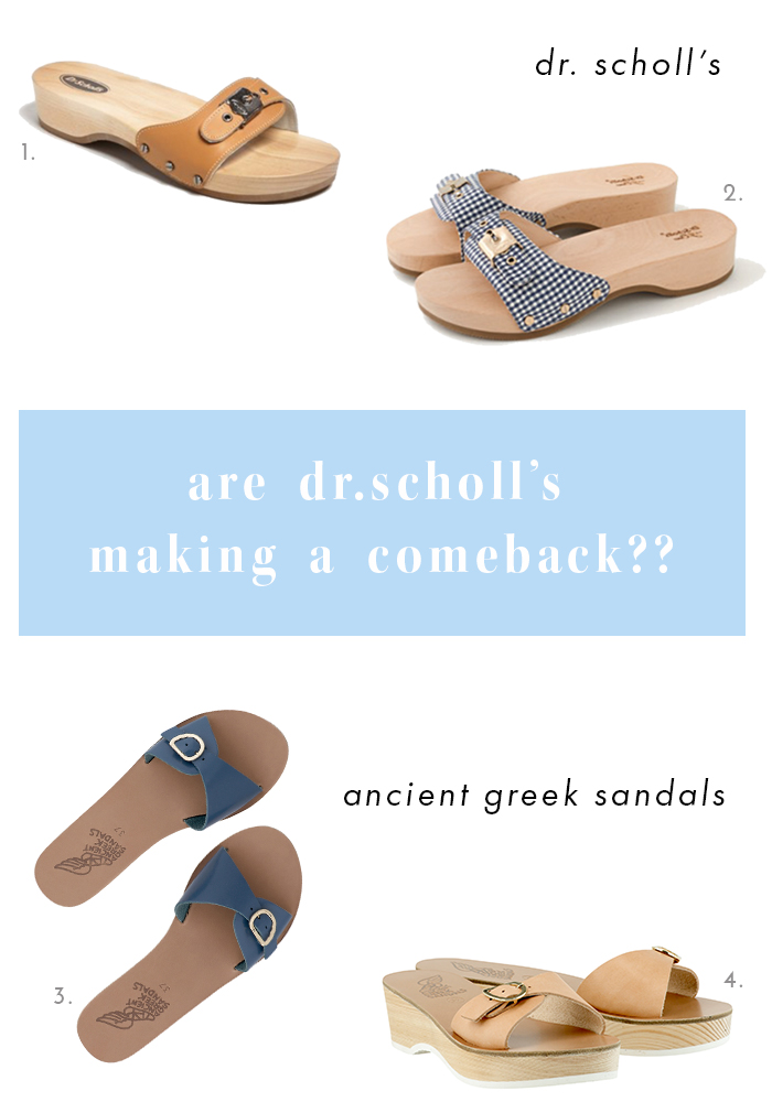Dr.Scholl's Sandals for Summer