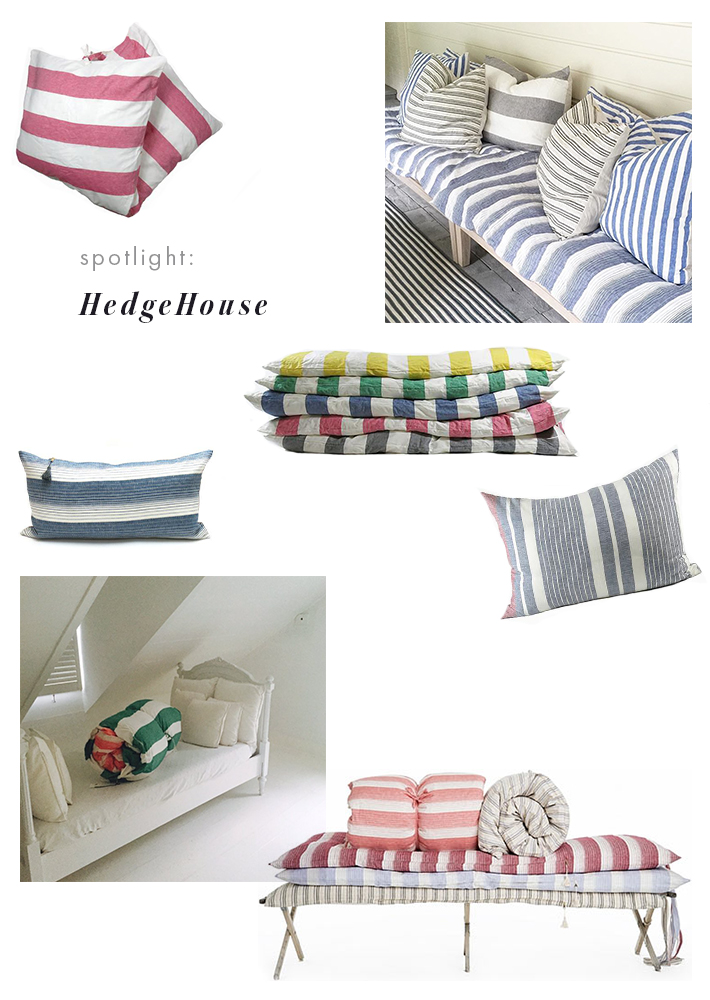HedgeHouse Throw Beds