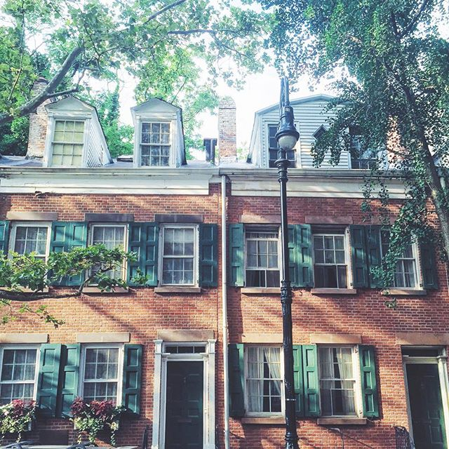 Perfect Exteriors - Grove Street, West Village, New York.