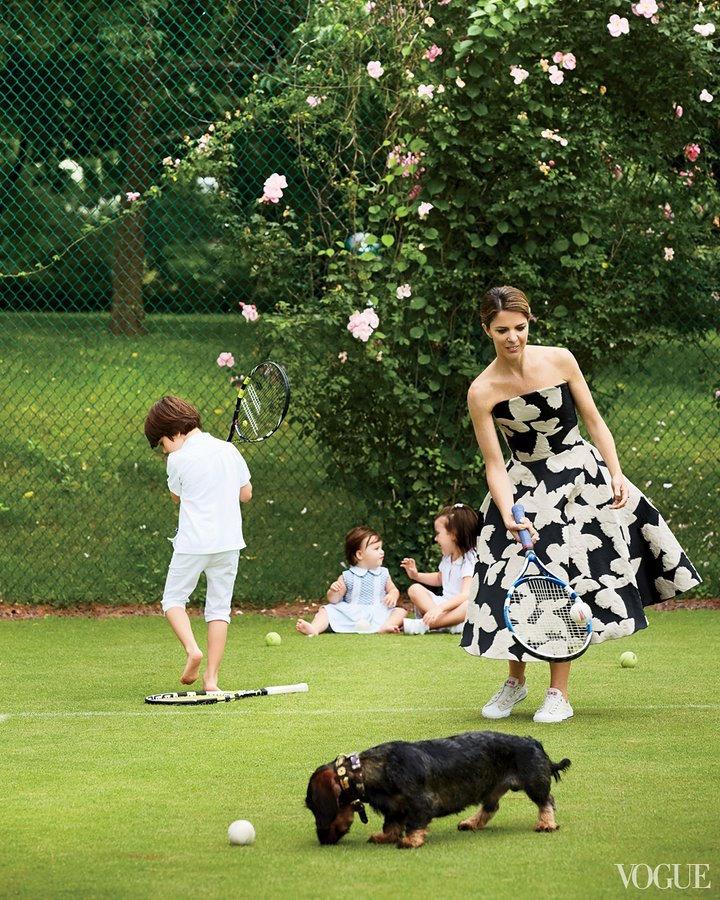 Emilia Fanjul Pfeifler - Vogue