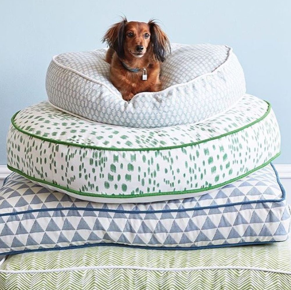 Amy Berry - Preppy Dog Beds 1
