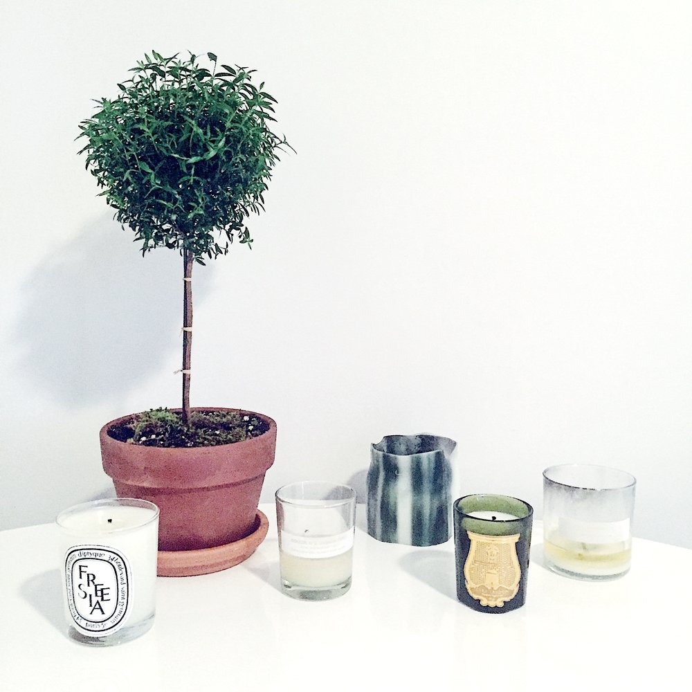 Best Chic Candle Brands - Diptyque to Le Feu De Leau