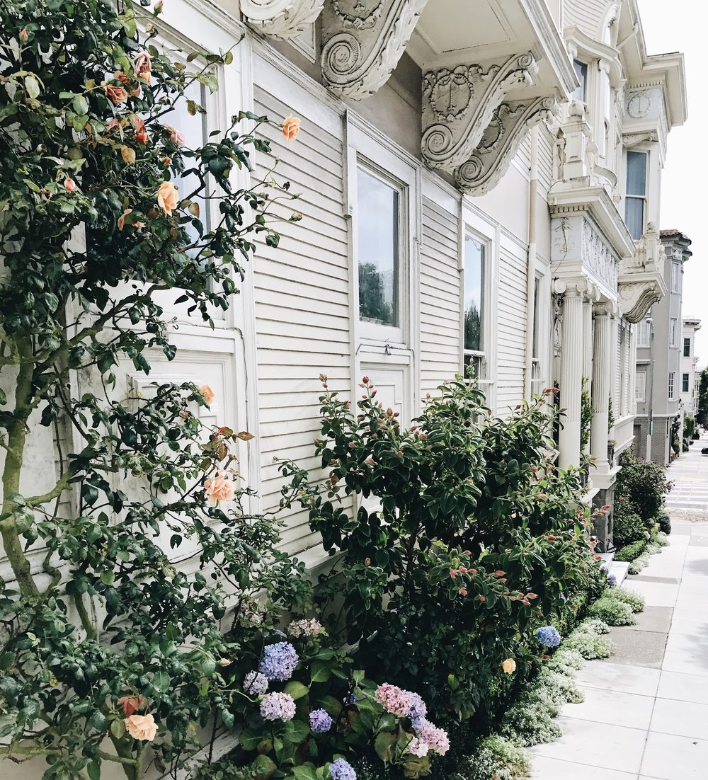 Pretty Exterior - San Francisco