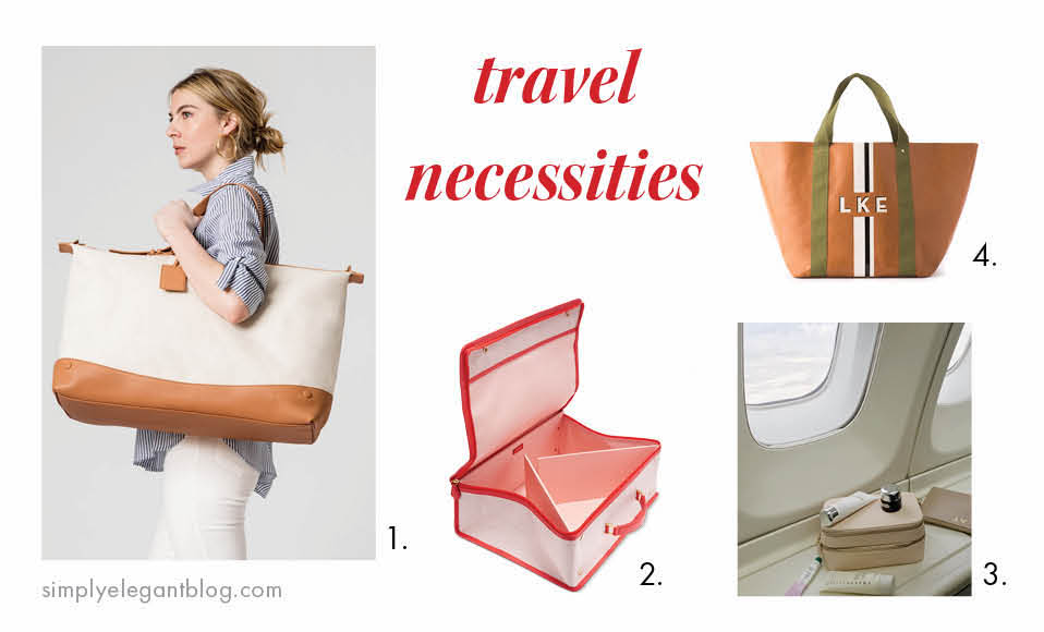 Gift Guide for Her - Womans Travel Items - Paravel and Neely & Chloe