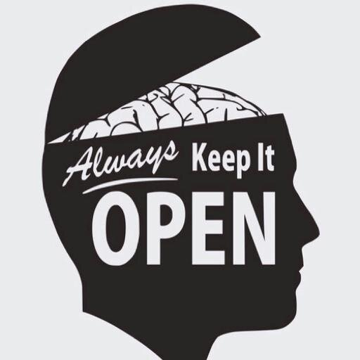 "Google Provided: ""Open Your Mind"""
