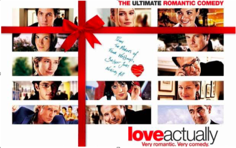 Okay okay so this is kinda a Christmas movie but it's also the best Rom Com ever created!