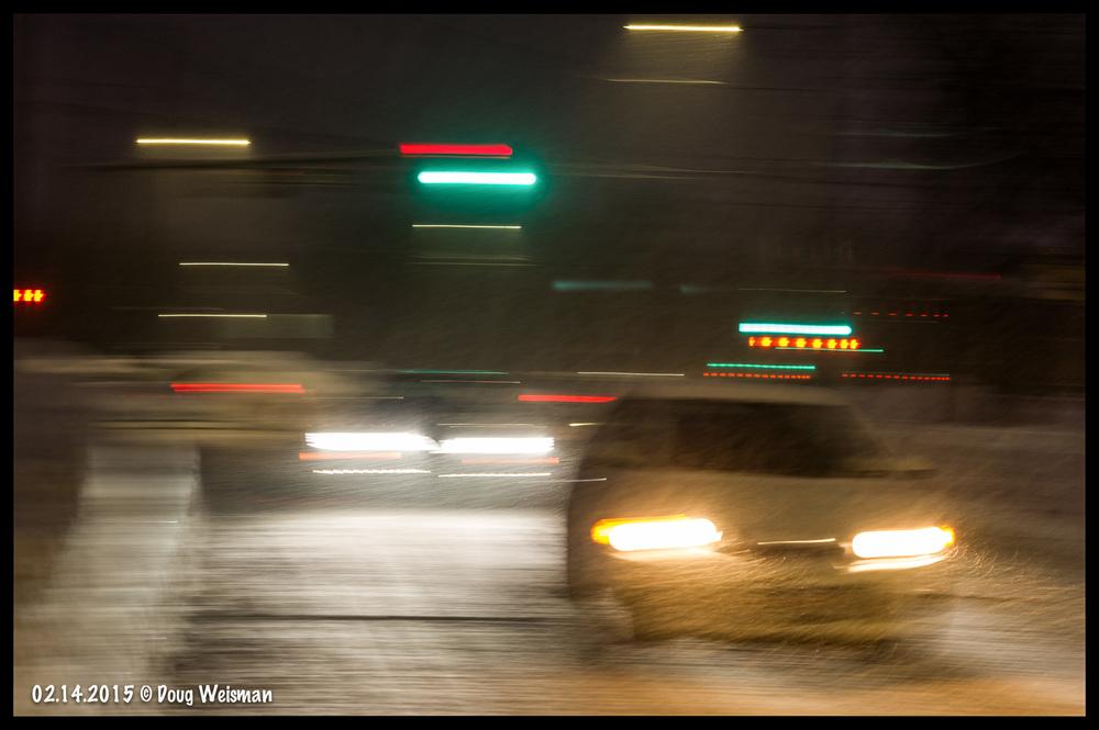Here it comes again...blizzard no. 3!