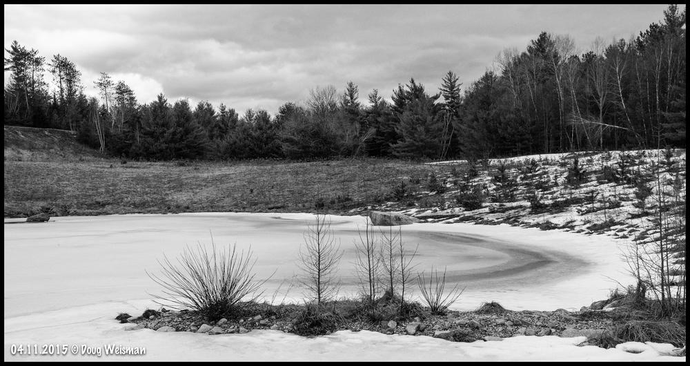 Spring thaw...naw