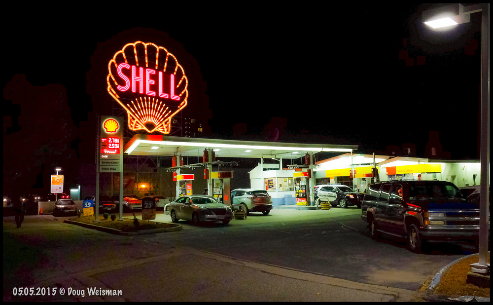 Iconic Shell