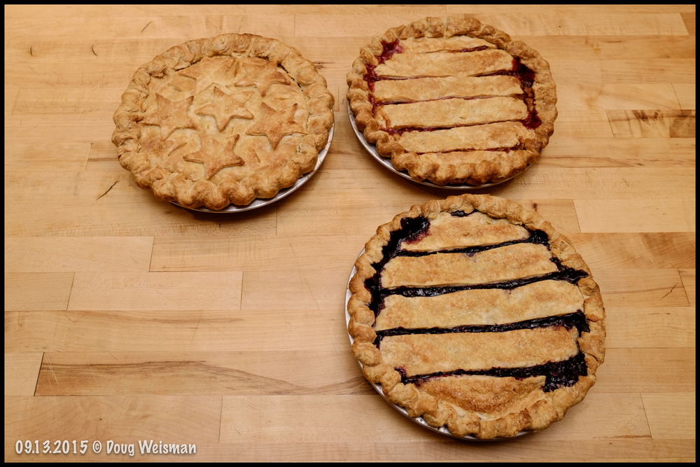 Victory pies.  Yummy.