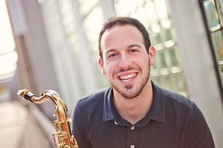 Max Schwimmer   ,  tenor saxophone