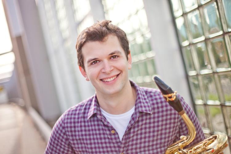 Andrew Barnhart   ,  baritone saxophone