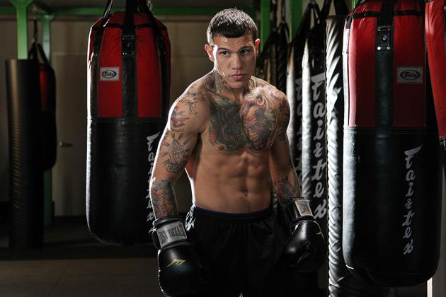 Gabriel Rosado takes on Joshua Clottey